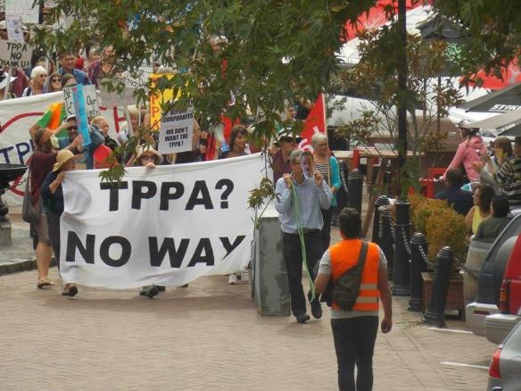 #TPPANoWay - Nelson