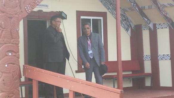 Mana Movement leader Hone Harawira